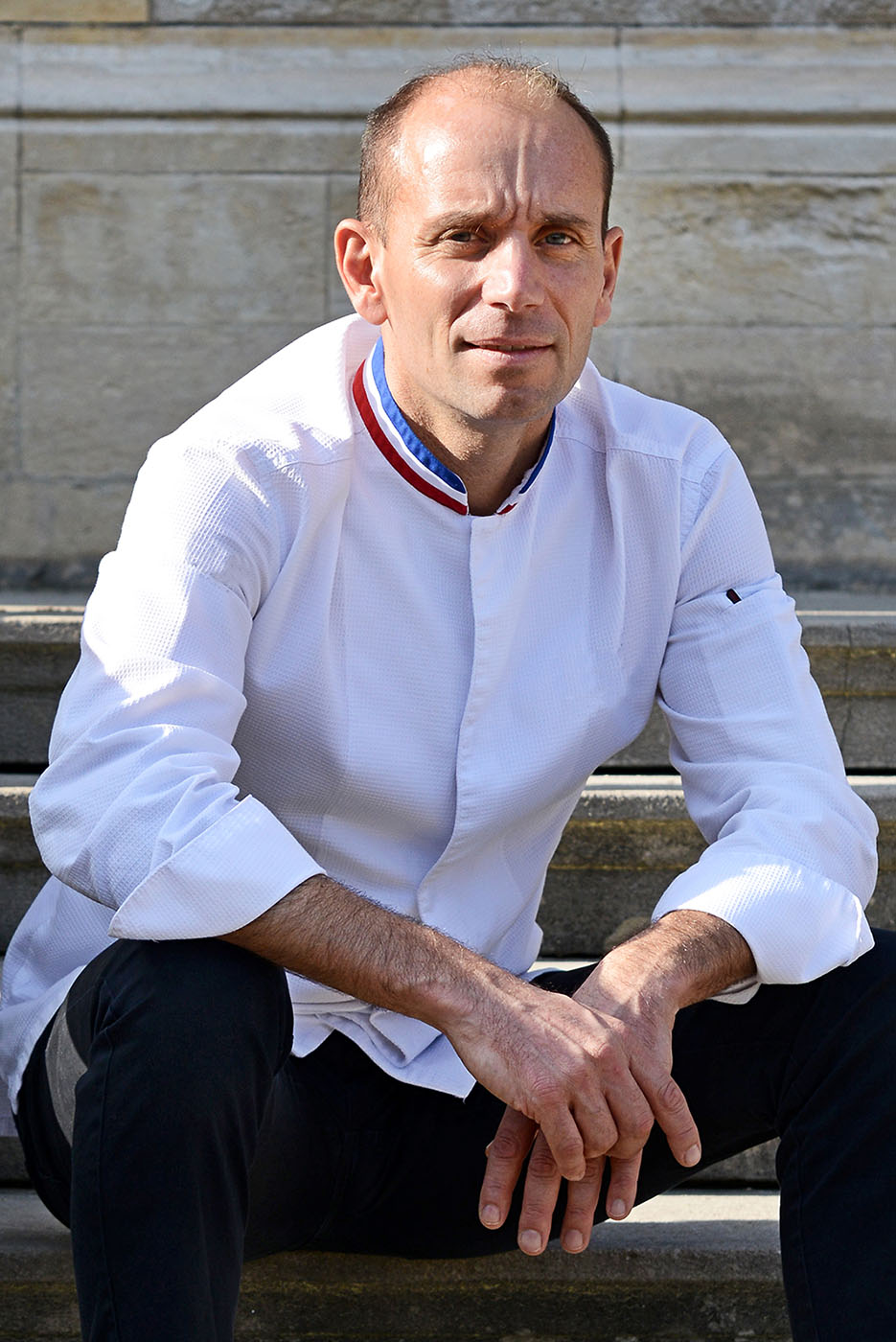 Davy Tissot Candidat France au Bocuse d'Or 2021